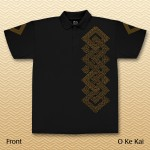 Kapa O Ka 'Āina Fitted Wick Polo