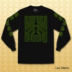 Lau Mana Long Sleeve - Black