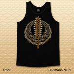 Leiomano Niuhi Tank Top - Black