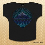 Maunakea Dolman Scoop Tops