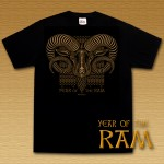 2015 Year of the Ram Tee