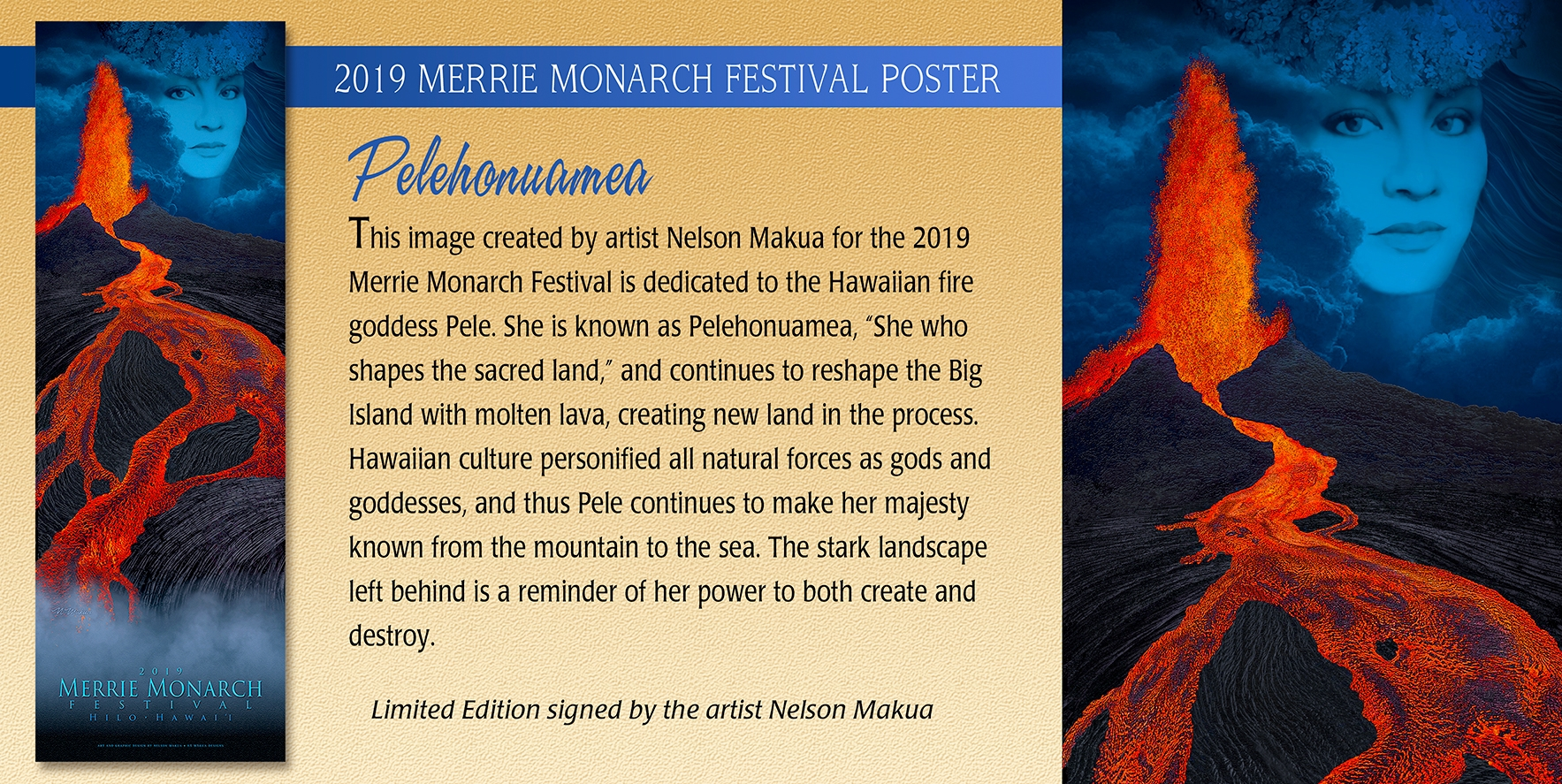 2019 Pele Merrie Monarch Poster Homepage