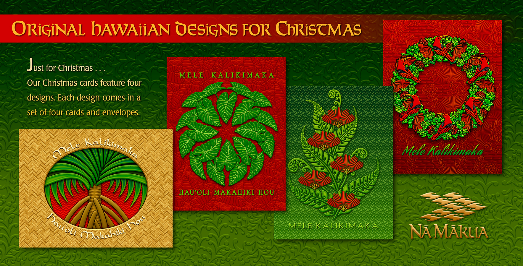 Xmas Notecard Homepage