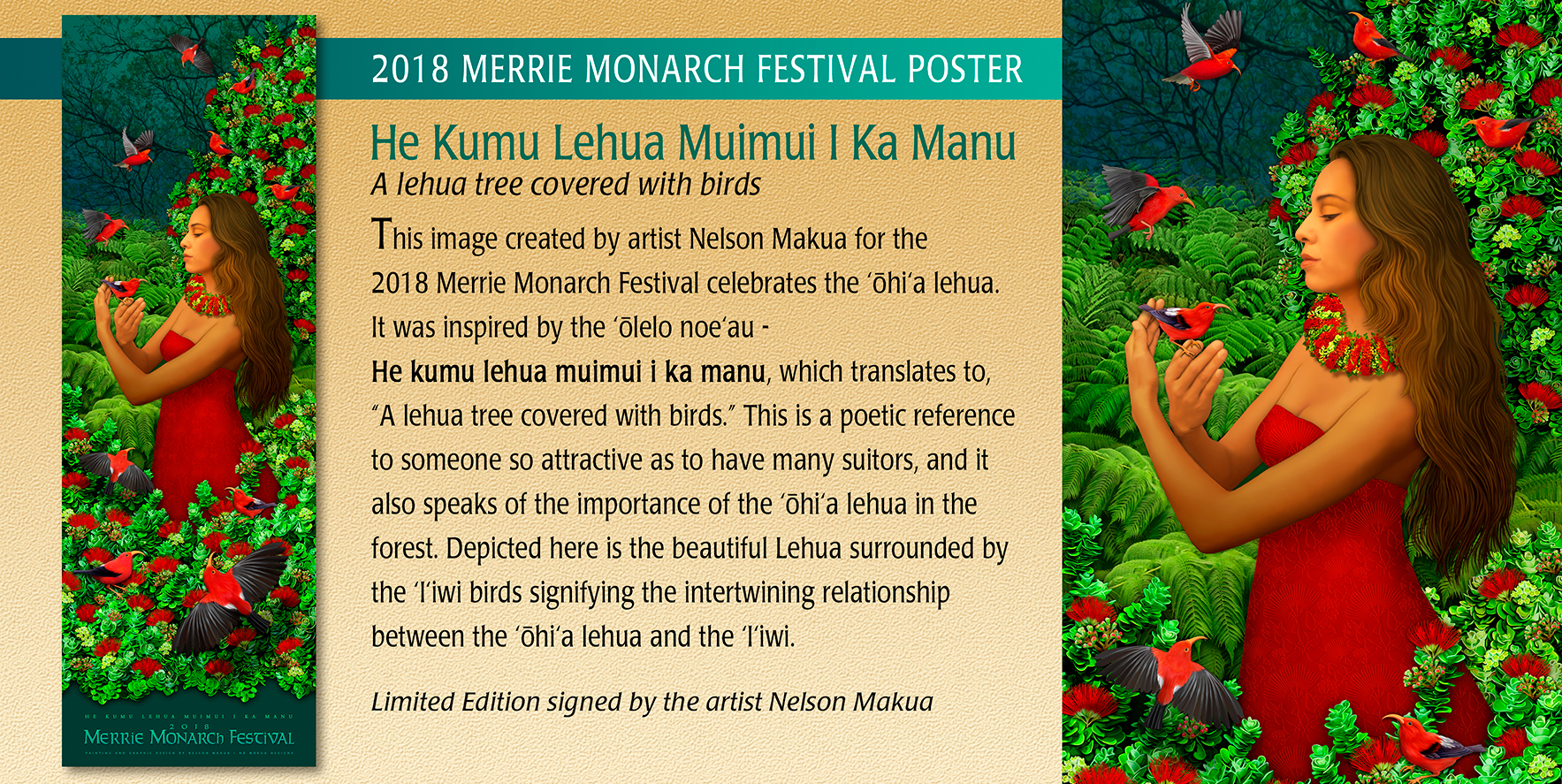2018 Merrie Monarch Homepage
