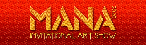 Mana Art Show Homepage Button