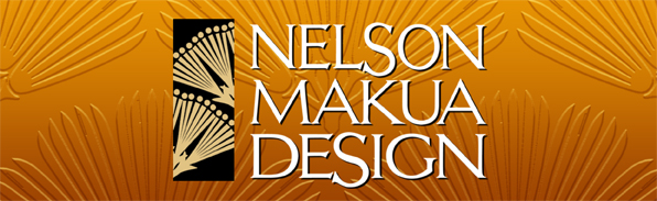 Nelson Makua Design Galley Button