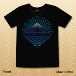 Maunakea Vneck Tops - Black